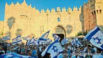 La 'marcha de las banderas' no desata la guerra en Jerusalén - La Vanguardia