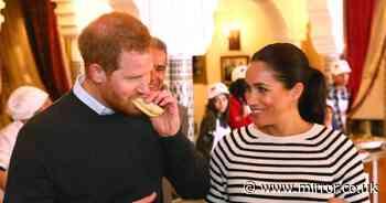 Royals' favourite takeaway - Queen's peculiar request, spicy Kate & Meghan binge