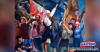 Las mujeres de Chachapoyas pusieron cuota de sacrificio por la Independencia del Perú - exitosanoticias