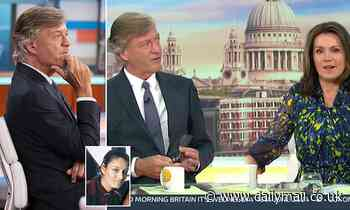Richard Madeley stuns GMB viewers as he compares ISIS bride Shamima Begum to Hitler Youth
