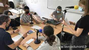Oignies : avec leurs « Chroniques sonores », des collégiens de Pasteur font (re)découvrir le patrimoine local - La Voix du Nord