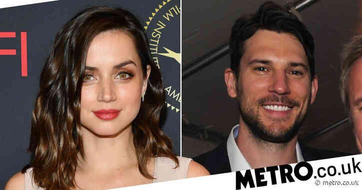 Ana de Armas 'moves on with Tinder exec' as ex Ben Affleck goes public with Jennifer Lopez