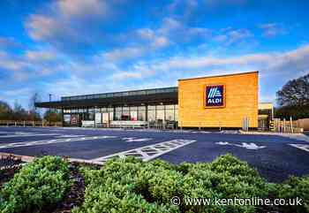 Aldi's plan for 16 more stores in Kent