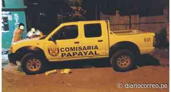Cambian a policías en comisaría de Papayal, en Tumbes - Diario Correo