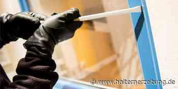 Misslungener Einbruch in Ascheberg - Täter scheitern am Fenster - Halterner Zeitung