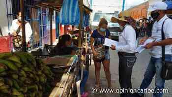 En Aracataca se realizará mesa de trabajo para reubicación de vendedores - Opinion Caribe