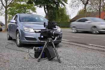 Chauffeur op Liersesteenweg geflitst tegen 115 kilometer per uur