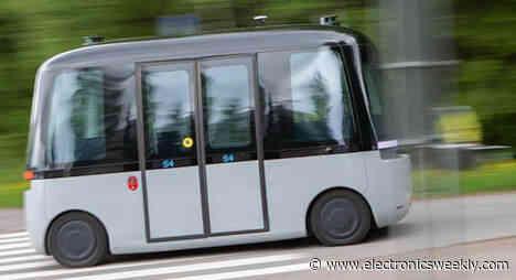 Finish autonomous bus software tested with Panasonic IMU