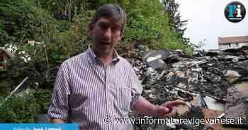 Cascina Fogliano: al via gli interventi di rimozione dei rifiuti - Informatore Vigevanese