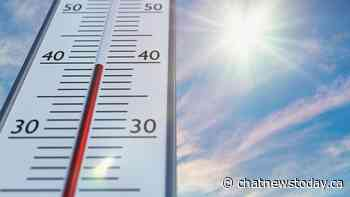 June 14 temperature records set in Medicine Hat and region - CHAT News Today