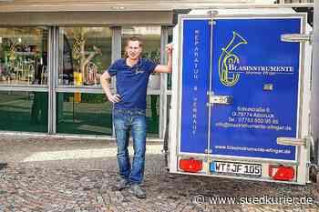 (Anzeige) Albbruck: Blasinstrumente Johannes Efinger Albbruck: Fachwerkstatt bietet umfassenden Service - SÜDKURIER Online