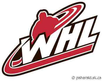 WHL to start 2021-22 campaign on Oct. 1 - Prince Albert Daily Herald