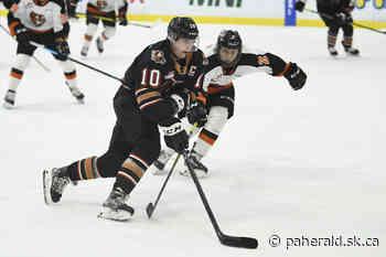 2020-21 WHL Season Review: Calgary Hitmen - Prince Albert Daily Herald