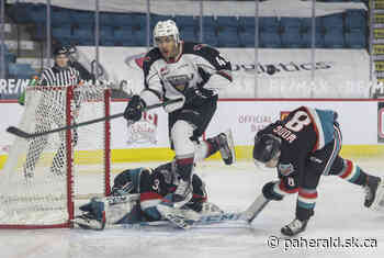 2020-21 WHL Season Review: Vancouver Giants - Prince Albert Daily Herald