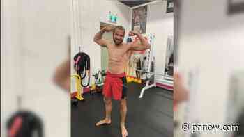 Prince Albert MMA athlete aims to lock up cover of Muscle and Fitness magazine - paNOW