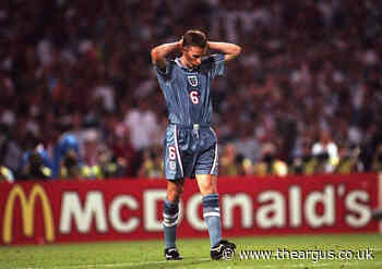Where were you during the 96 Euros? Send us your memories