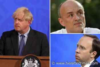 Boris Johnson called Hancock 'totally f*****g hopeless',  in WhatsApp leak
