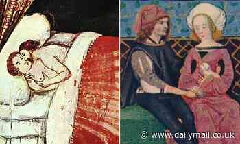 How people in Middle Ages preferred foreplay and ignored church demands to only procreate