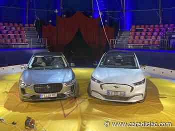 Ford Mustang Mach-E VS Jaguar I-Pace : animaux branchés - Salon Caradisiac Electrique/hybride 2021 - Caradisiac.com