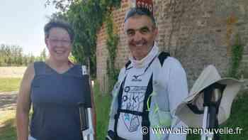 Dans son tour de France contre la sclérose en plaques, Luc Pace a fait étape à Renansart - L'Aisne Nouvelle