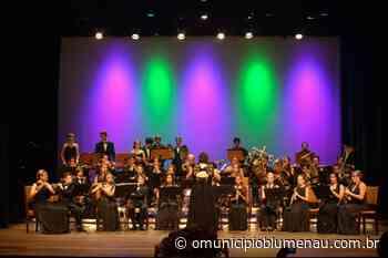 Banda Sinfônica de Blumenau retoma ensaios presenciais - O Município Blumenau