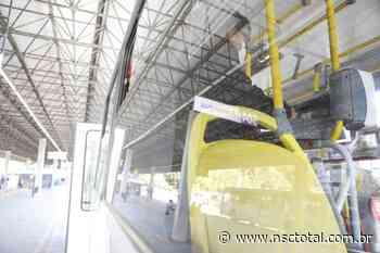 Motoristas e cobradores de ônibus em Blumenau driblam alta exposição à Covid-19 - NSC Total