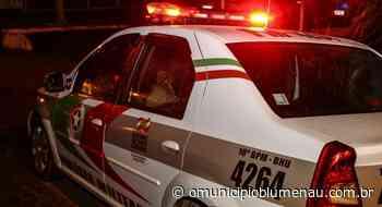 Mulher afirma que foi sequestrada e roubada e aciona PM em Blumenau - O Município Blumenau