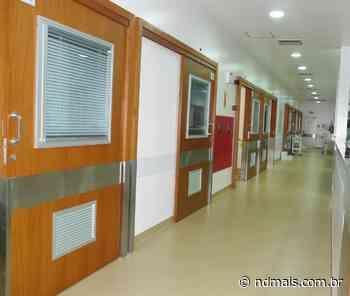 Hospital de Blumenau libera visitas, mas mantém restrições para Covid-19 - ND Mais
