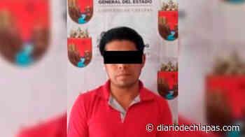Condena de 15 años por pederastia en Palenque FGE logró obtener sentencia en contra de Sebastián - Diario de Chiapas