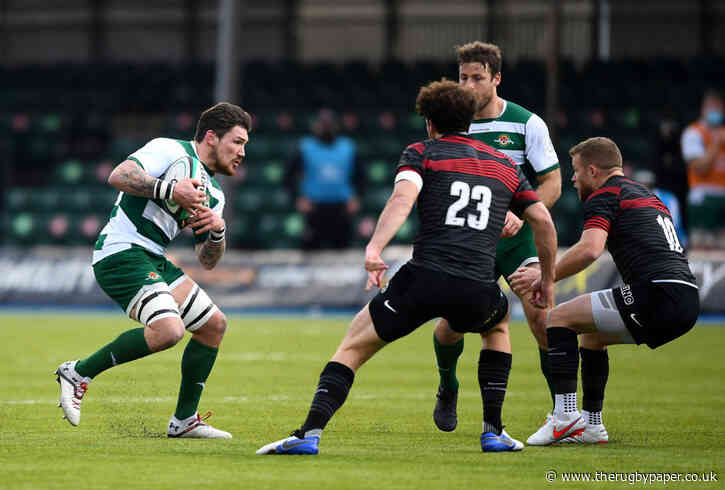 Guy Thompson to leave Ealing Trailfinders