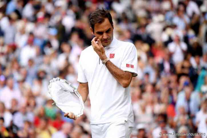 Roger Federer: 'I'm a bit stiff for the first five minutes until...' - Tennis World USA