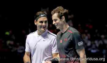 Andy Murray: I'd be surprised if Roger Federer stopped plaiyng now - Tennis World USA