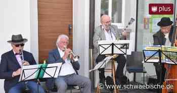 Wie Bad Saulgau zu einem Hotspot des Jazz wurde - Schwäbische