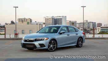 First drive: 2022 Honda Civic upgrades simple transportation