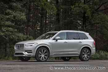 Volvo recalls nearly all 2019-2020 vehicles for stall risk