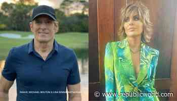 Michael Bolton opens up about Lisa Rinna crediting him for her marriage with Harry Hamlin - Republic World
