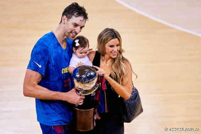 Lakers Video: Pau Gasol Helps FC Barcelona Win 2020-21 Liga Championship