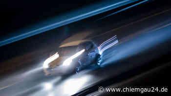 Mann raste mit über 100 Sachen durch Berchtesgaden und fuhr der Polizei davon - chiemgau24.de