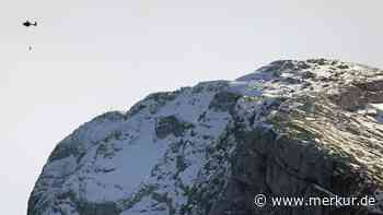 Berchtesgaden: Vermissten-Drama in den Alpen - Wanderer sitzt fast zwei Tage in den Bergen fest - Merkur.de