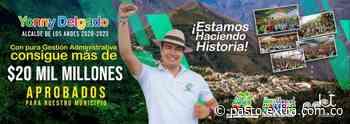Aprobados más de 20 mil millones para el municipio de Los Andes - Extra Pasto