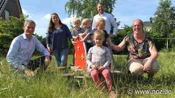 Eltern aus Heide fordern altersgerechten Spielplatz für Krippenkinder - noz.de - Neue Osnabrücker Zeitung