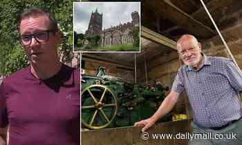 Couple who moved to village and complained its church clock tolling was 'waking us up at night'