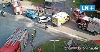 Zwei Frauen bei Unfall in Escheburg verletzt - Lübecker Nachrichten