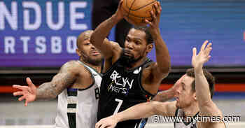 Why Kevin Durant Was Unstoppable as the Nets Beat the Bucks