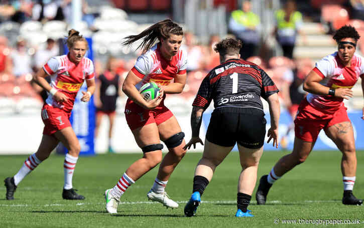 Red Roses lock Abbie Ward makes switch to Bristol Bears
