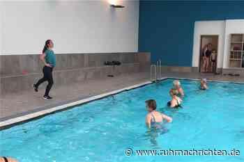 Nach Anfänger-Schwimmunterricht: Neue Kurse starten im Solebad in Werne - Ruhr Nachrichten