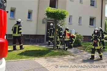 Feuerwehr-Einsatz: Rauchmelder verhindert Schlimmeres am Ostkamp in Werne - Ruhr Nachrichten