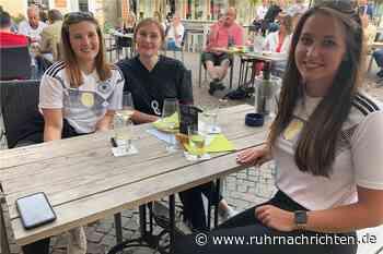 Rudelgucken zur EM - So hat Werne das erste Deutschland-Spiel erlebt - Ruhr Nachrichten