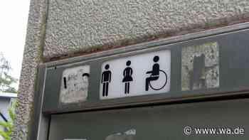 Öffentliches WC: Ausschuss gibt grünes Licht für neue Toilette in Werne - wa.de