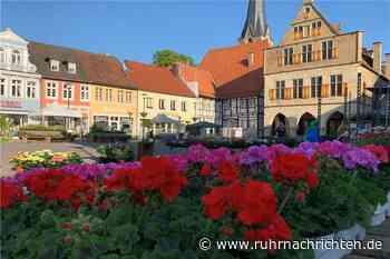Stadtmarketing mit Wochenmarkt Extra in Werne zufrieden - Wiederholung geplant? - Ruhr Nachrichten